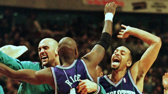 Hornets 1998 NBA Franchises Longest Winning Streaks