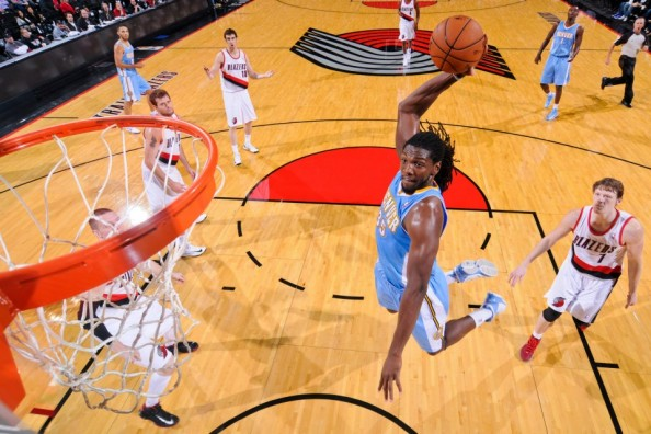 Kenneth Faried e1363011679702 NBA Players With the Most Dunks in 2012 2013 Season