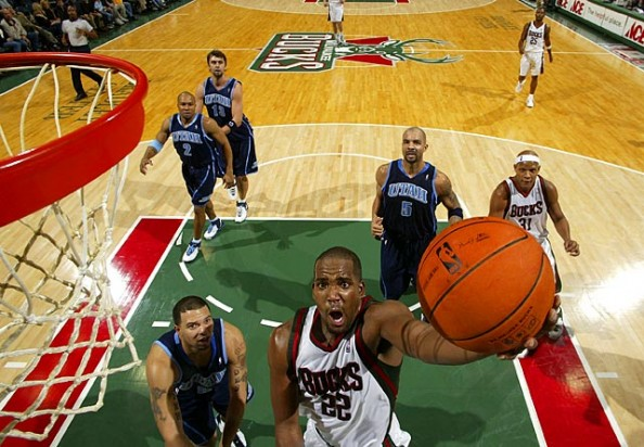 Michael Redd e1362584504927 Most 50 Points NBA Games in the Last Decade