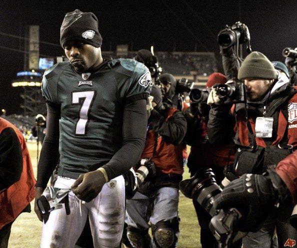 Michael Vick e1362321453691 The 100 Million Dollar Men of the NFL