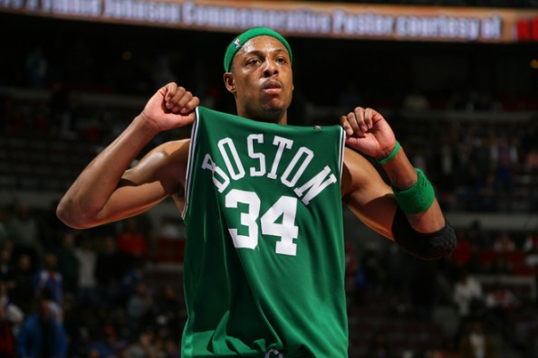 Paul Pierce e1362407121305 NBA Franchises Longest Winning Streaks