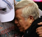 Tom Brady, Robert Kraft