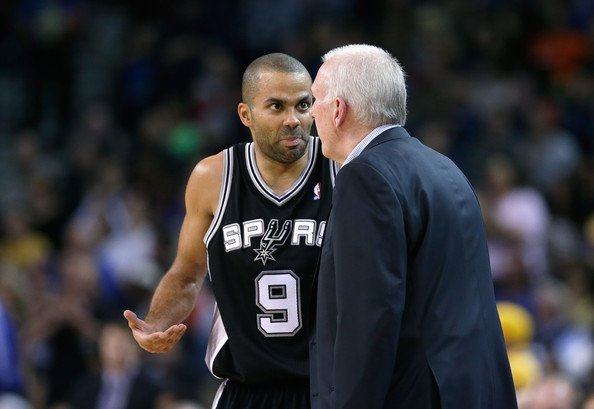 Tony Parker Pop Longest Active Double Figure Scoring Streaks in the NBA