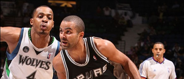 Tony Parker Spurs e1362584234111 Most 50 Points NBA Games in the Last Decade
