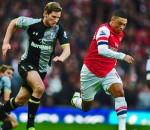 Tottenham vs Arsenal 2013