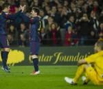 Villa & Messi