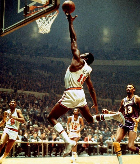 Willis Reed e1362407390220 NBA Franchises Longest Winning Streaks