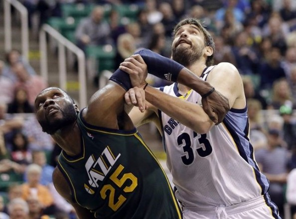 Al Jefferson, Marc Gasol