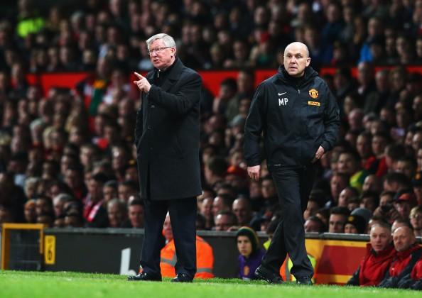 Alex Ferguson 2013