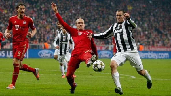 Arjen Robben, Giorgio Chiellini