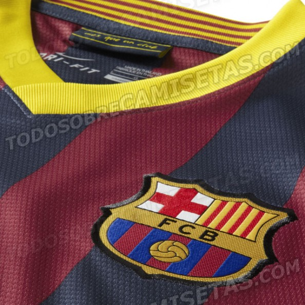 Barcelona Crest 2014