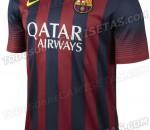 Barcelona Shirt 2014