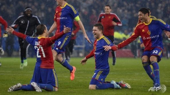 Basel Europa League 2013