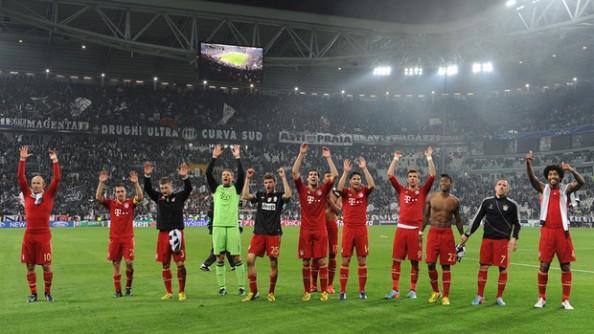 Bayern Munich 2013 Champions League