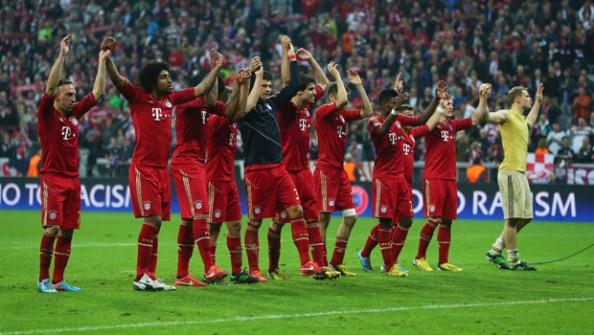Bayern Munich Celebrations