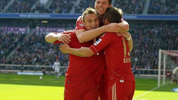 Bayern Nuremberg 4-0