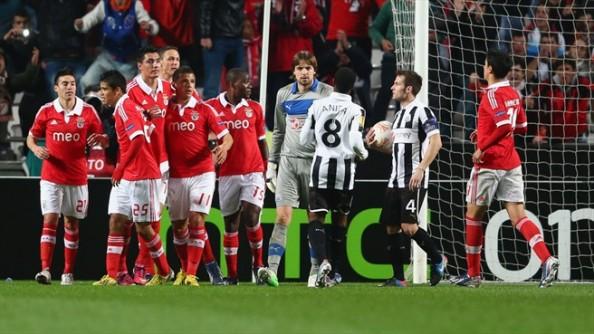 Benfica Europa League 2013