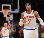 Carmelo Anthony Game 1