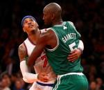 Carmelo Anthony, Kevin Garnett