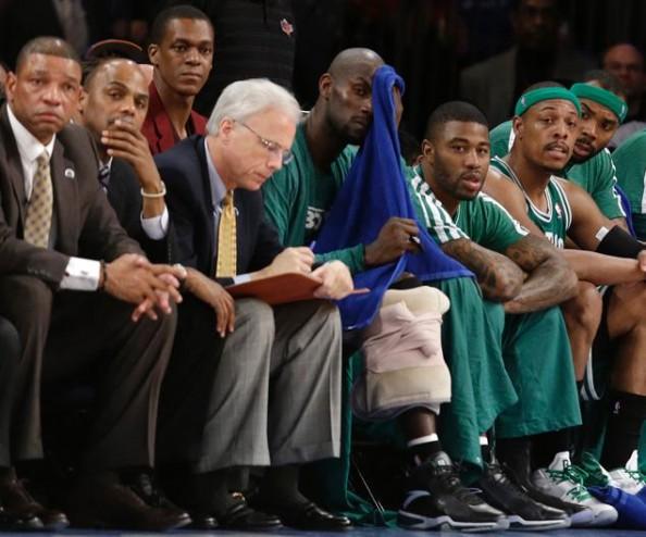 Celtics Bench