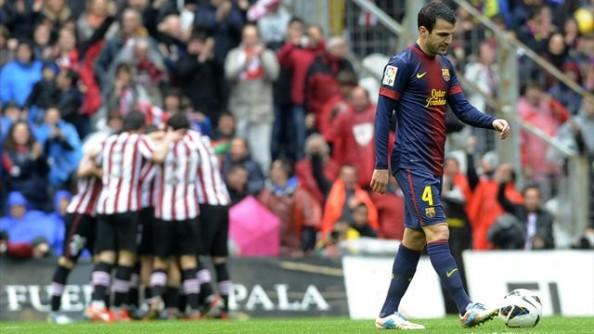 Cesc Fabregas Barca