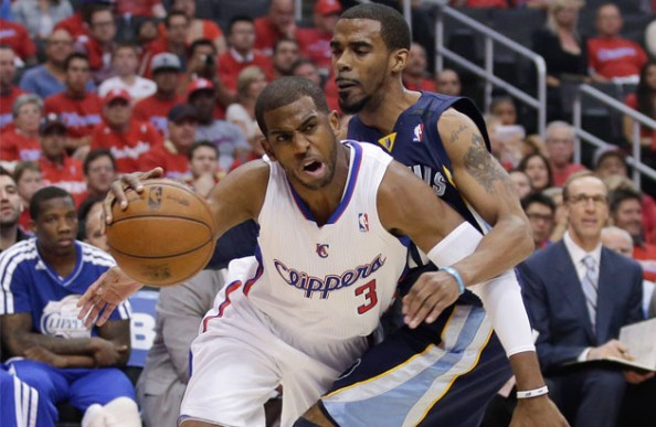 Chris Paul Clippers