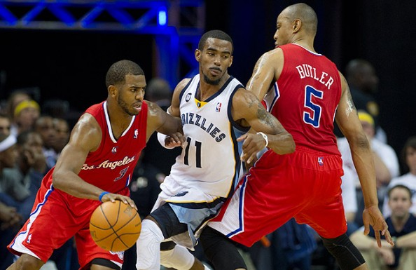 Chris Paul vs Grizzlies