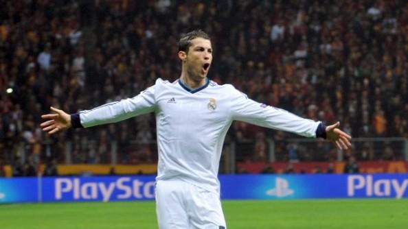 Cristiano Ronaldo UCL