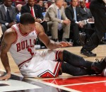 Derrick Rose Injury