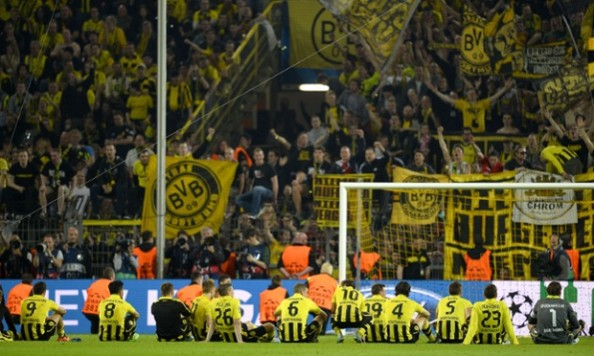 Dortmund Players & Fans