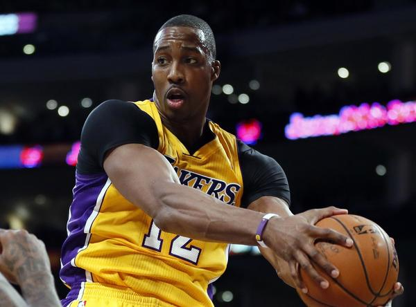 Dwight Howard Lakers Future