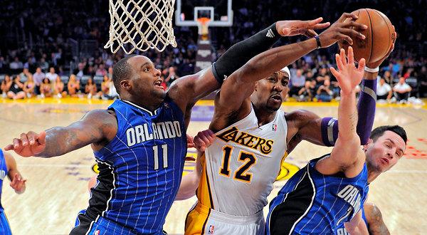 Dwight Howard Rebound
