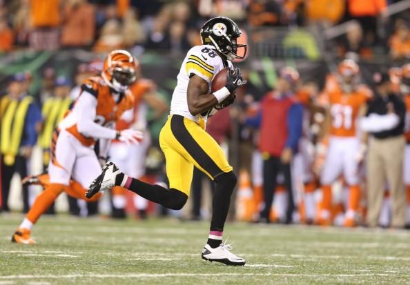 Emmanuel Sanders Steelers
