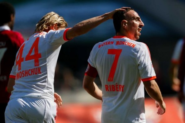 Franck Ribery Bayern