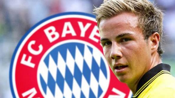 Gotze vs Bayern