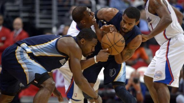 Grizzlies Defense on Chris Paul