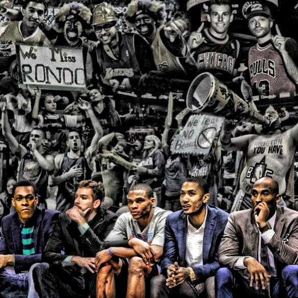 Injured NBA Players