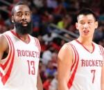 James Harden, Jeremy Lin