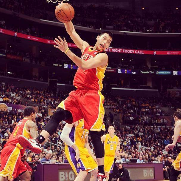 Jeremy Lin Rebound