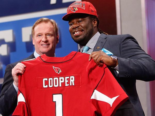 Jonathan Cooper Cardinals