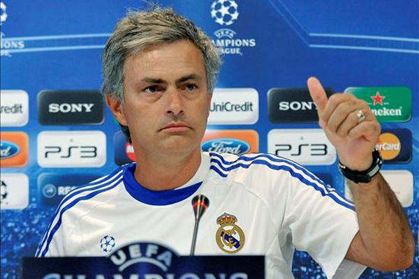 Jose Mourinho Fail
