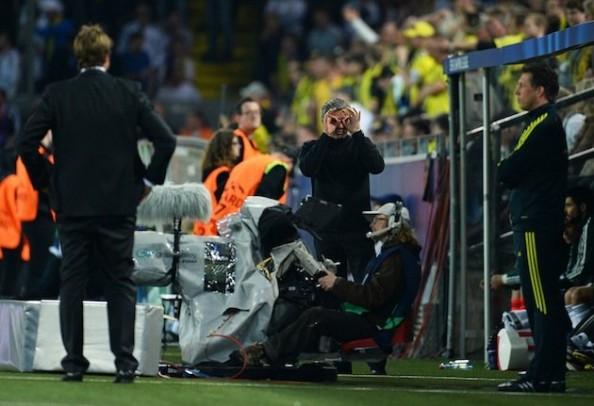 Jose Mourinho Loser