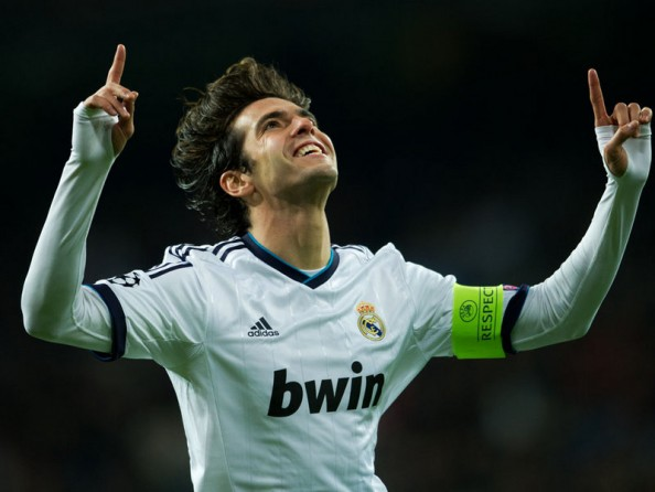 Kaka e1366273364630 10 Highest Paid Footballers in 2013
