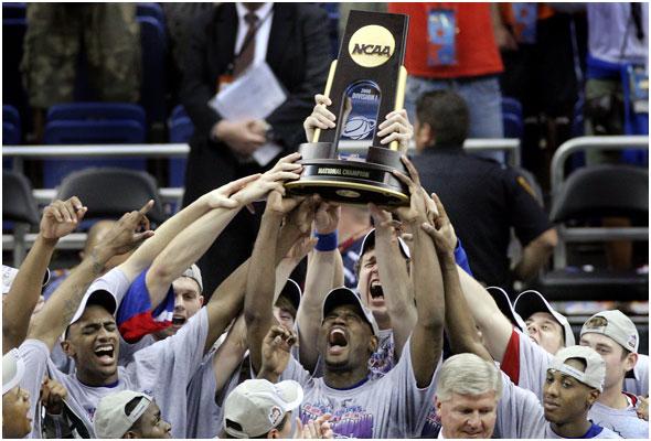 Kansas 2008 champions