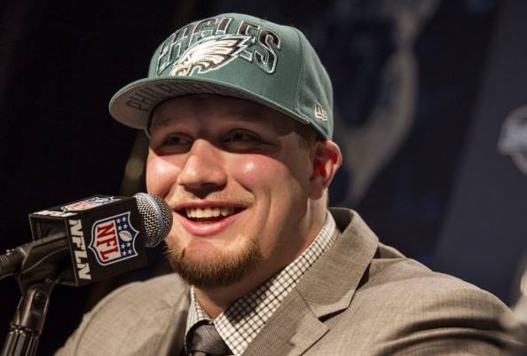 Lane Johnson Eagles
