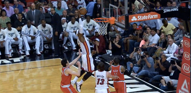 LeBron-James-Self-Pass-off-the-Glass-Dunk