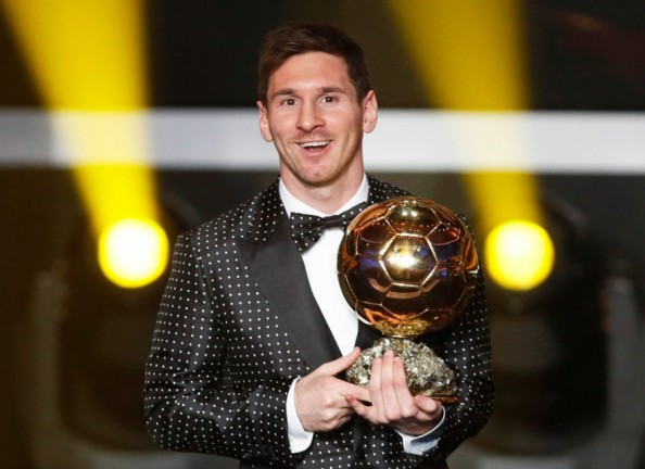 Lionel Messi 2013 e1366274516701 10 Highest Paid Footballers in 2013