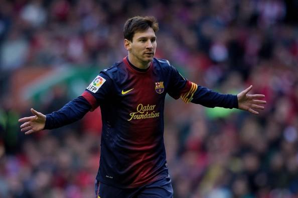 Lionel Messi Goal vs Athletic Bilbao