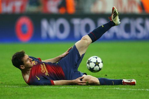 Lionel Messi Lost