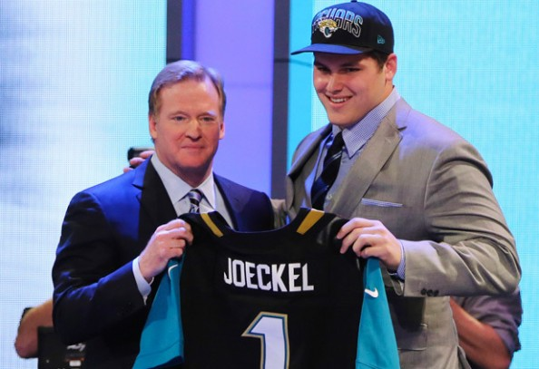 Luke Joeckel Draft